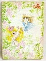 Candy Candy - School Notebook - Candy & Terry (in foliage) - Fabbri Felicità