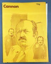 Cannon (William Conrad) - TF1 / Viacom (1993) - Archives