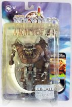 Capcom\'s Maximo - Reaper from the Army of Zin - BMA Toys figure