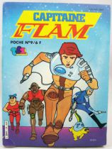 Capitaine Flam - Editions Greantori - Capitaine Flam Poche n°9