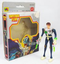 Capitaine Flam - Figurine Capitaine Flam Popy France (loose avec boite)