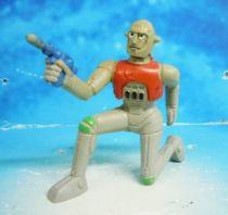 Capitaine Flam - figurine pvc Grag - Schleich