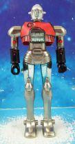 Capitaine Flam - Grag Robot métal - Popy France (loose)