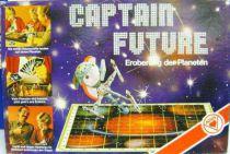 Capitaine Flam - Jeu de plateau Captain Future
