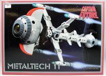 Capitaine Flam - Le Cyberlabe - Véhicule métal - HL Pro Metaltech 11