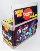 Capitaine Flam - Le Cyberlabe ST - Popy France (neuf en boite)