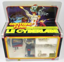 Capitaine Flam - Le Cyberlabe ST Popy France (loose avec boite)