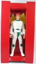 Capitaine Flam - Mattel - Figurine Capitaine Flam 25cm \'\'Big Jim\'\' (neuve en boite)