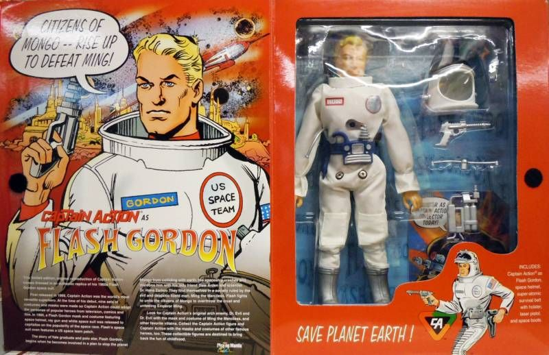 Captain Action Flash Gordon