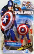Captain America - #02 - Captain America (Heavy Artillery)