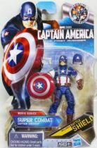 Captain America - #07 - Captain America (Super Combat)