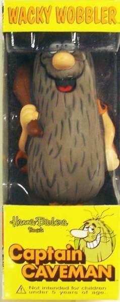 Captain Caveman - Funko Wacky Wobbler