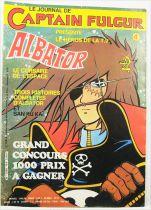 Captain Fulgur Presents Captain Harlock - Issue #04 - Editions Dargaud