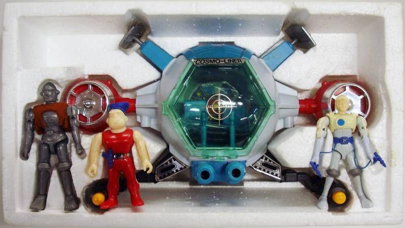 Captain Future - Cosmo-Liner DX - Mattel