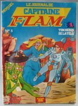 Captain Future - Dynamisme Presse Edition TF1 - Captain Future monthly issue #5