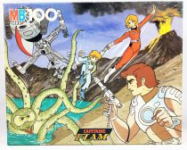 Captain Future - MB Jigsaw puzzle n°3 (Battling the Sea Creature)