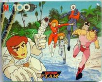 Captain Future - MB Jigsaw puzzle n°3 (Seashore escape)