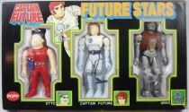 Captain Future - Three Heroes pack : Captain Future, Otto and Grag - Popy Germany