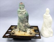 Captain Harlock - Delacoste - Brass Mould for 4\'\' Squeeze Toy + unpainted test shot