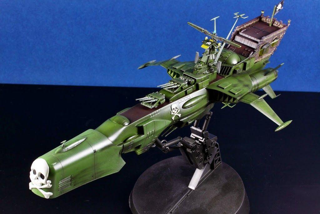 albator_84___hasegawa_hobby_kits___space_pirate_battleship_arcadia__1_1500__03