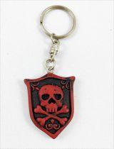 Captain Harlock - Jesnet - Keychain Arcadia (red)