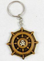 Captain Harlock - Jesnet - Keychain Death Shadow (First Arcadia)