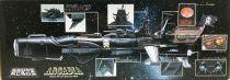 Captain Harlock - Miracle House - Arcadia Black Vers. SGM-01 (Aoshima)