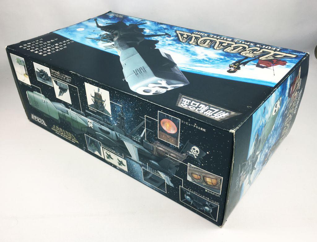 "Captain Harlock - Miracle House (Aoshima) - Arcadia \""Regular version\"" SGM-01"