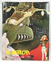Captain Harlock - Picture collector book