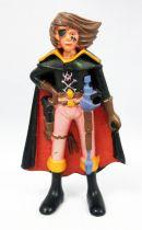 Captain Harlock - pvc figure Albator -  Fabianplastica