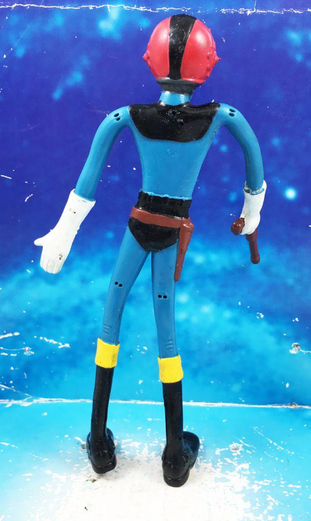 Captain Harlock - Ramis - Bendable figure - Ceji (loose)