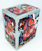 Captain Harlock - Robot War War die-cast metal (mint in box) - Takatoku
