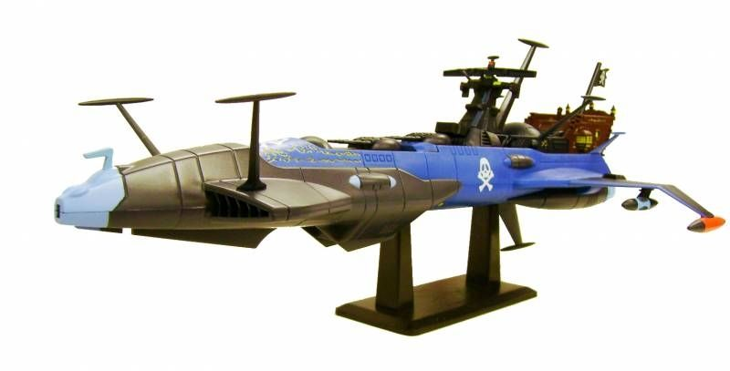 Captain Harlock - Taito - Super Mechanics Arcadia