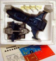 Captain Harlock - Takara - Arcadia Magnemo (Mint in box)