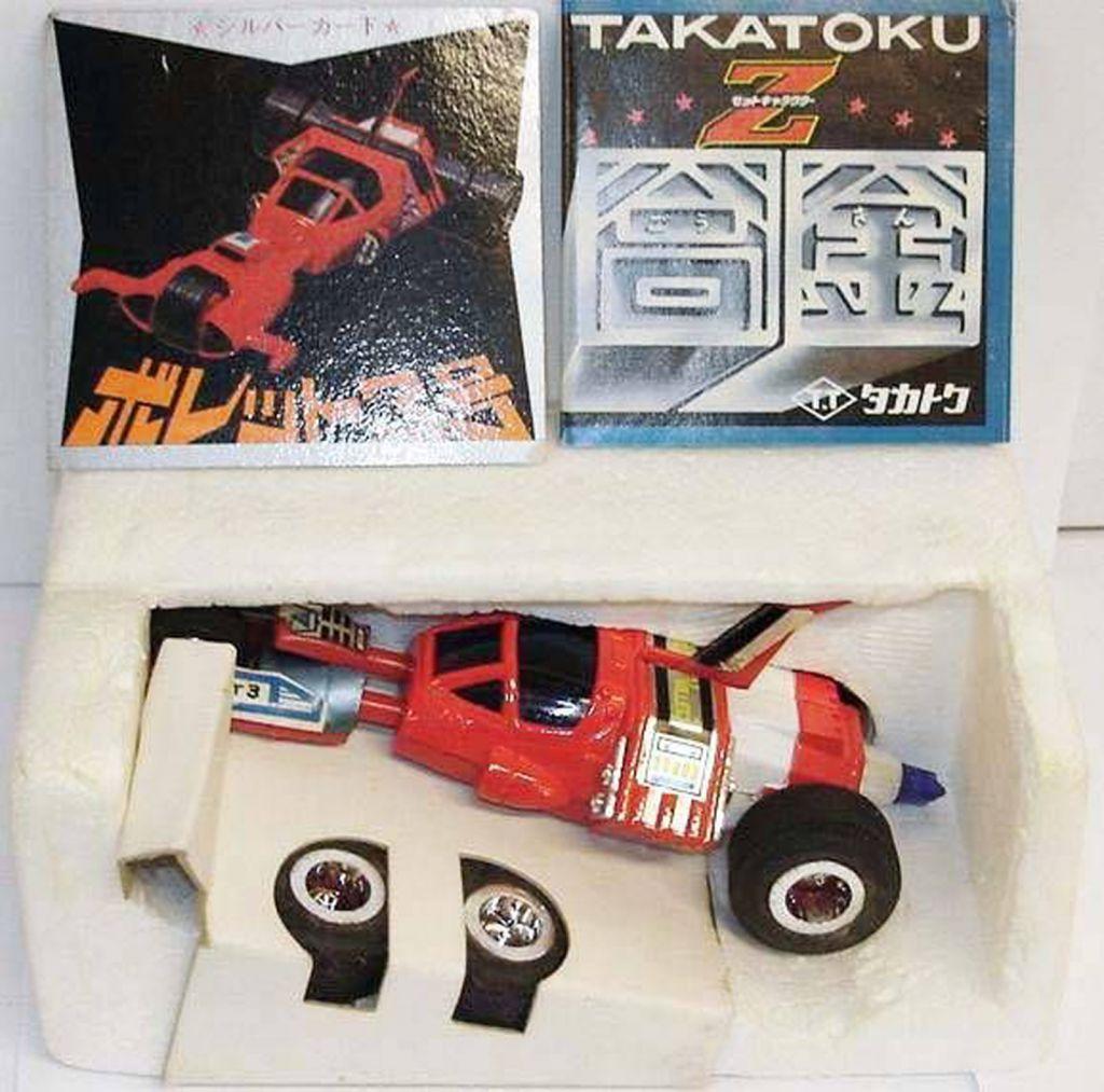 Captain Harlock - Takatoku - Volet 3 (mint in box)