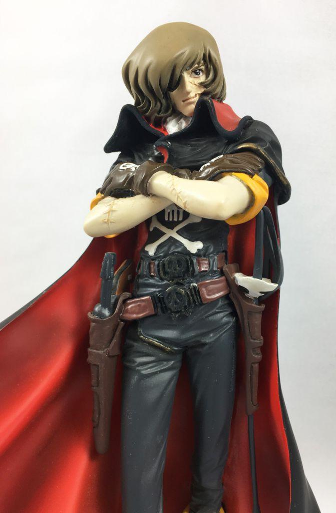 Captain Harlock 1/7 scale Resin Statue (Heavy Gauge)