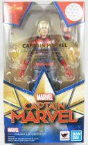 Captain Marvel - Carol Danvers - Figurine S.H.Figuarts Bandai