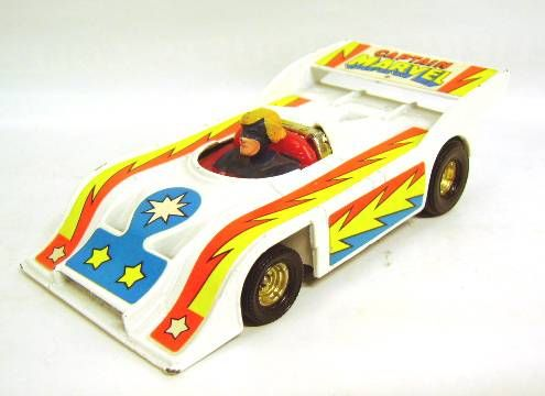 Captain Marvel - Corgi - Porsche Audi (loose)