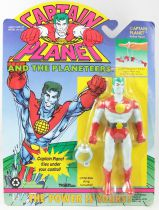 """Captain Planet - Kenner - Captain Planet \""""flying\"""" (loose)"""