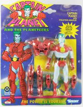 "Captain Planet - Kenner - Captain Planet \""Pollution Armour\"""