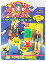 """Captain Planet - Kenner Tiger Toys - Planeteer Linka \""""parlante\"""""""