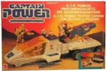Captain Power - A.T.R. Mobile Proto Cannon