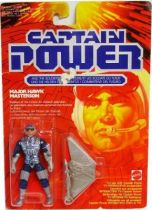 Captain Power - Major Hawk Masterson (Europe)