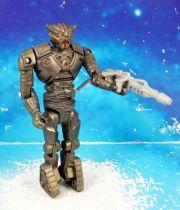 Captain Power - Mattel - Blastaar Ground Guardian (loose)