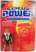 Captain Power - Mattel - Captain Jonathan Power (Europe)