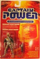 Captain Power - Sgt. Scout Baker (Europe)