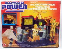 Captain Power - Trans-Field Communication Station