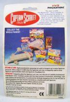 Captain Scarlet - Vivid - Spectrum Jet Liner 02