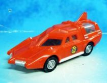 Captain Scarlet - Vivid - Spectrum Saloon Car (Soundtech)