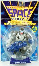 Captain Simian & The Space Monkeys - Warrior Gor-illa